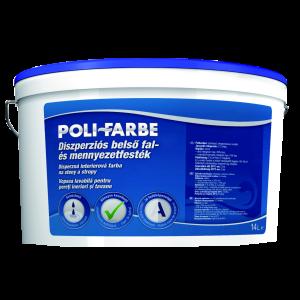Poili-Farbe diszperziós belső fal- és mennyezetfesték
