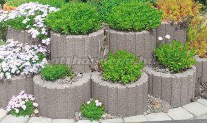 Semmelrock mini növényedény
