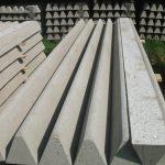 Beton kerítésoszlop