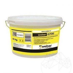 Weber G700 alapozó