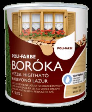 Poli-Farbe Boróka