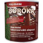 Poli-Farbe Boróka alapozó