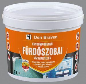 Den Braven Fürdőszoba szigetelés (Folyékony fólia)