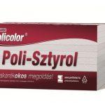Poli-Farbe Polisztirol EPS80